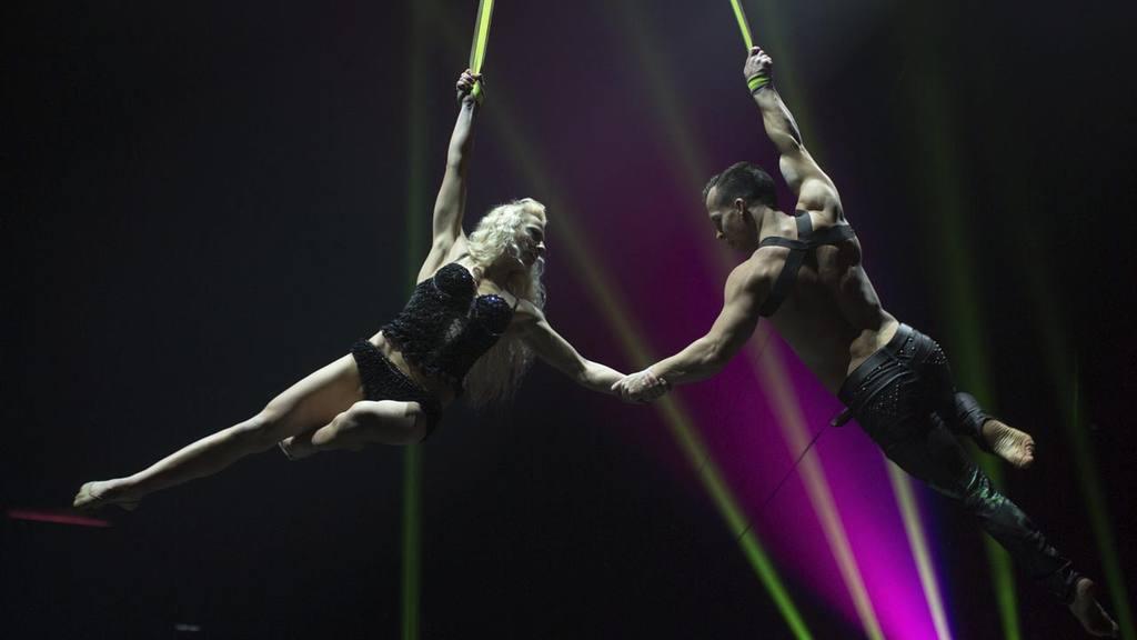Circo Adrenalina
