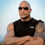 "Dwayne Johnson, ""La Roca"""