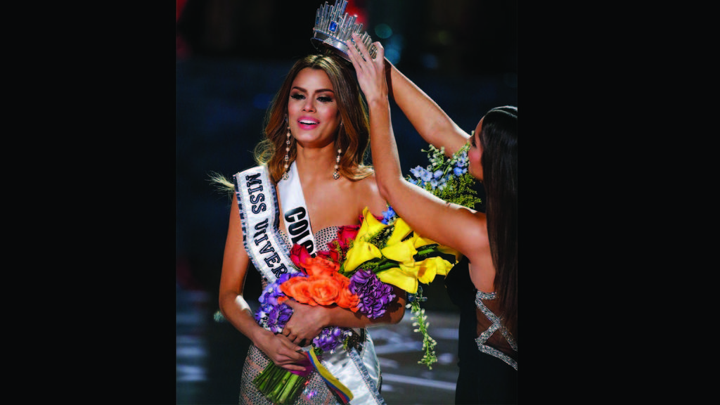 Pólemica eleccion de Miss Universo