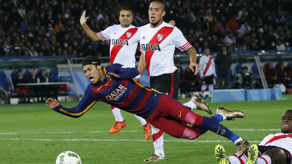 Barcelona Campeón de clubes