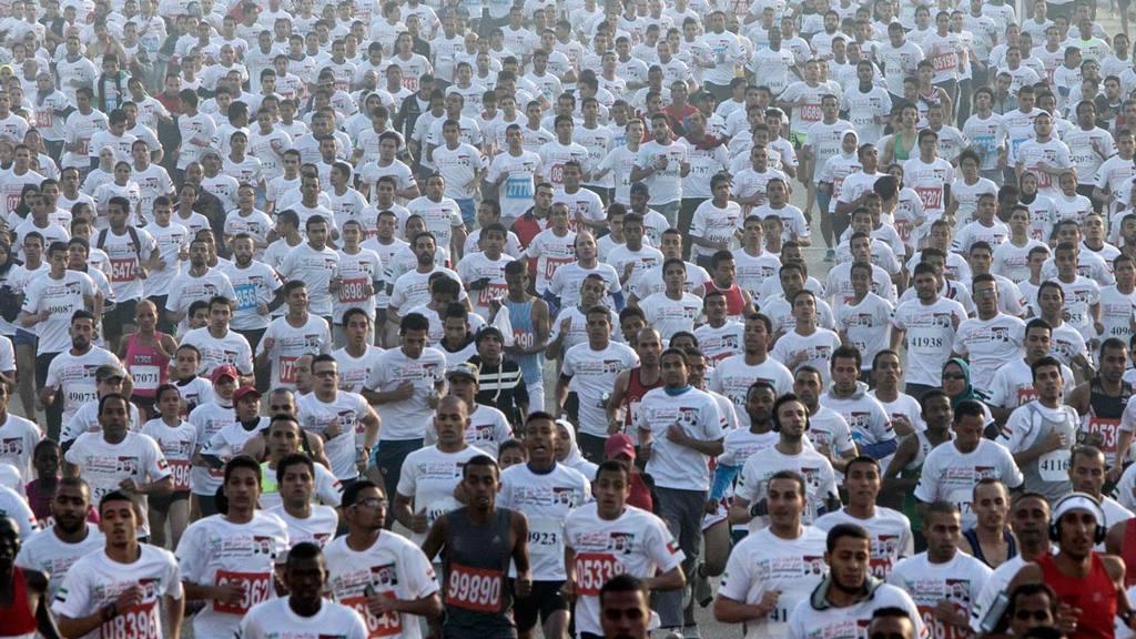 Maratón de la Caridad