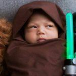Mark Zuckerberg publica otra fofo de su hija al estilo Star Wars