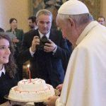 Papa Francisco cumpleaños