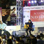 Acústica Navidad con Álvaro Aguilar, vocalista de Alux Nahual desde la Torre Futura.