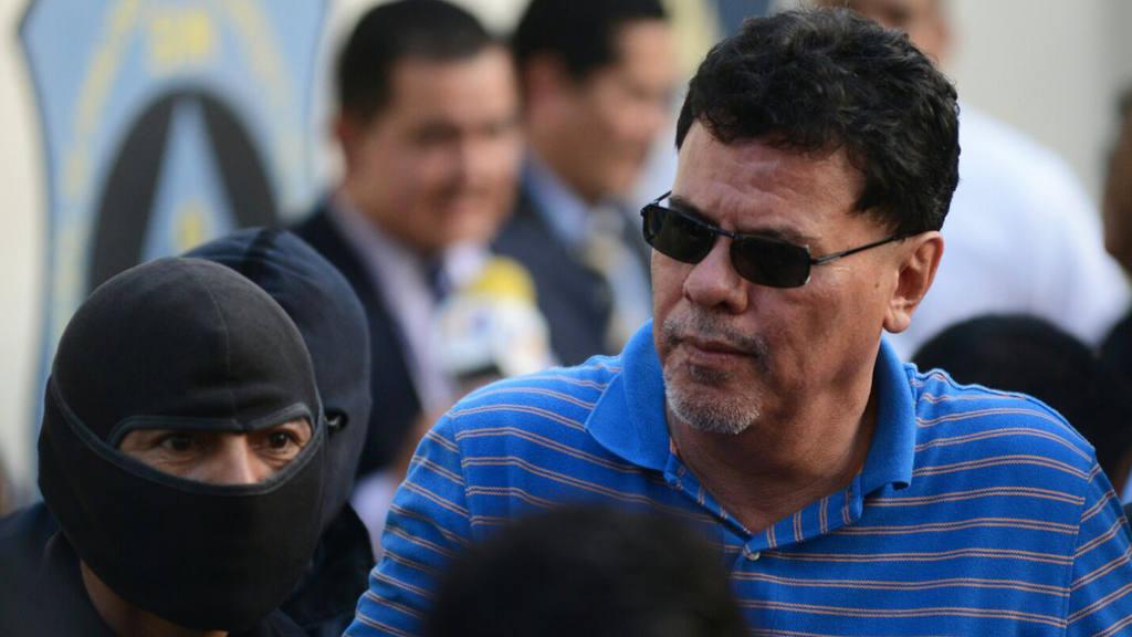 Capturan a expresidente de Fesfut, Reynaldo Vásquez