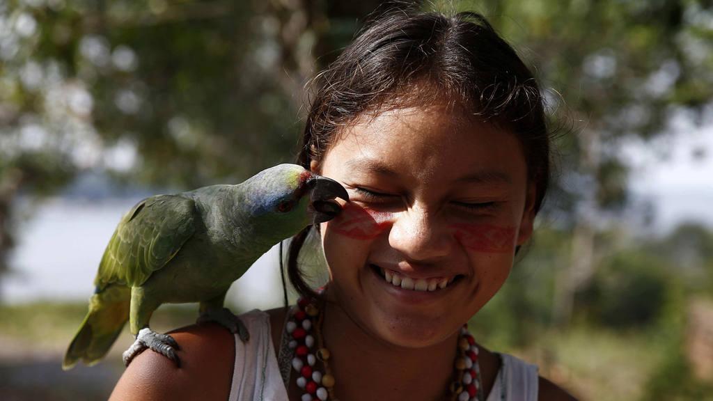 RÌo Negro en el Amazonas brasileÒo