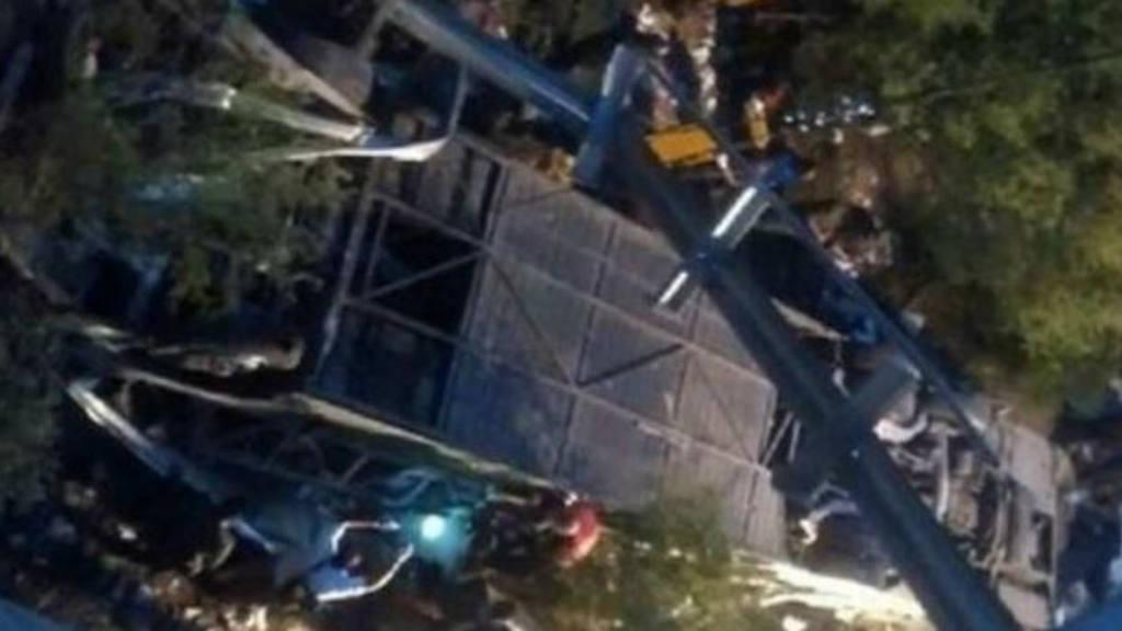 Accidente de bus en Argentina