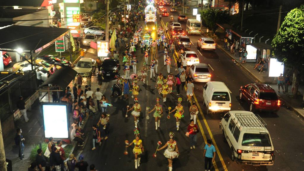 Desfile de Correo