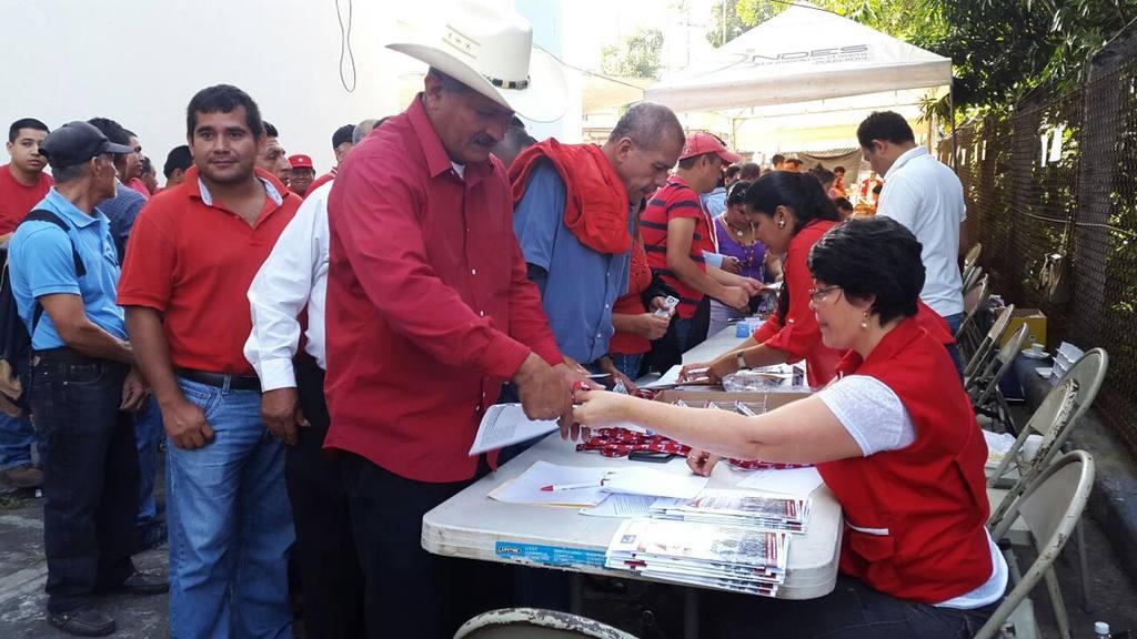 Convención 32 del FMLN