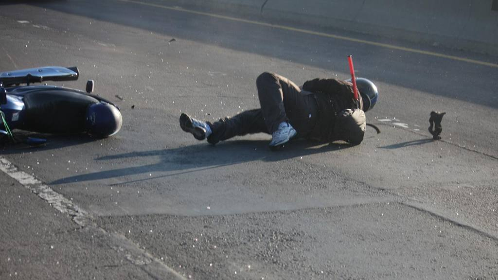 Accidente motociclista