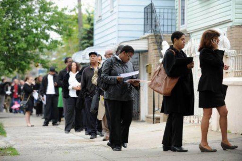 Desempleo en América Latina sube a 6.7% en 2015