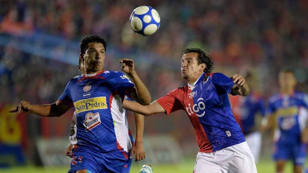 Fas vrs Metapán semifinales, Oscar Quiteño 2-1