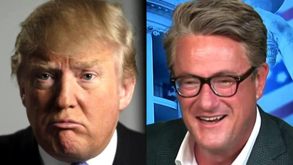 Presentador se cansa de Donald Trump y corta entrevista en vivo