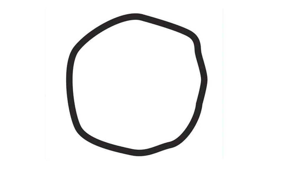 ¿Y tú qué ves, un cuadrado o un círculo?