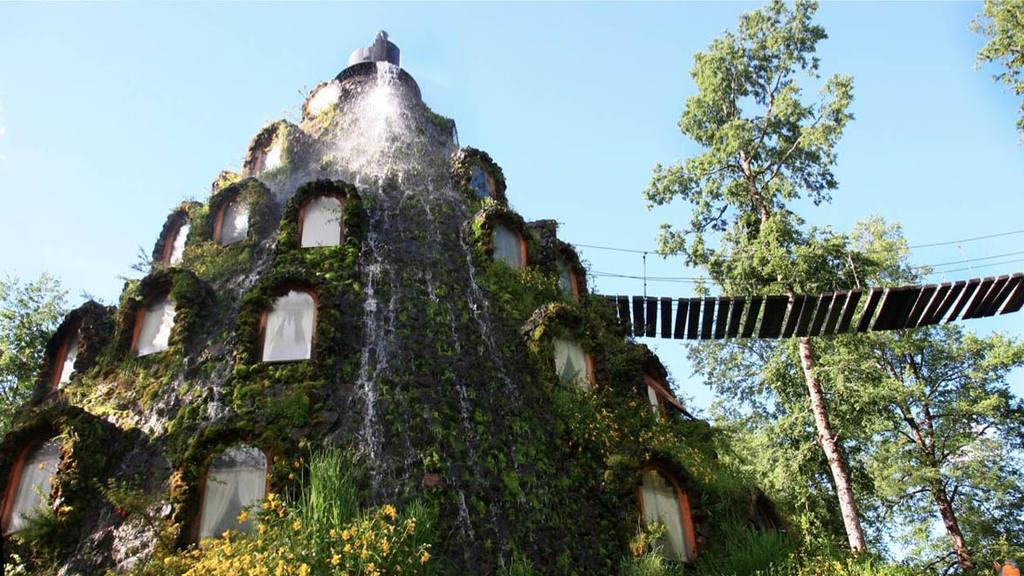 Cuento de hadas en la Patagonia chilena