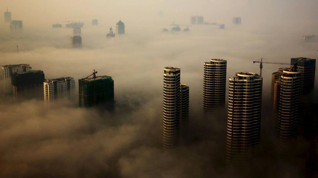 Contaminación en China