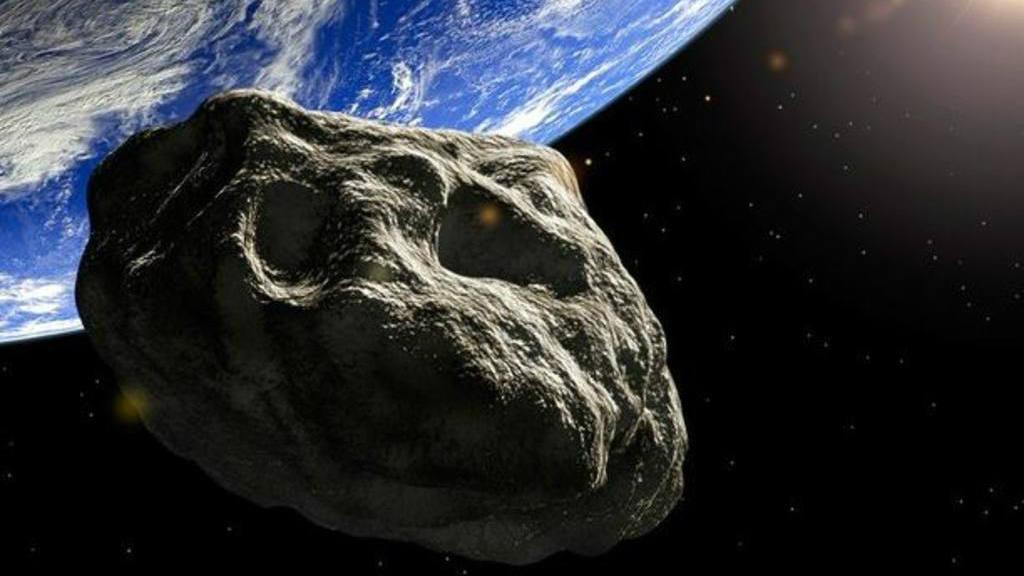 La NASA advierte sobre asteroide