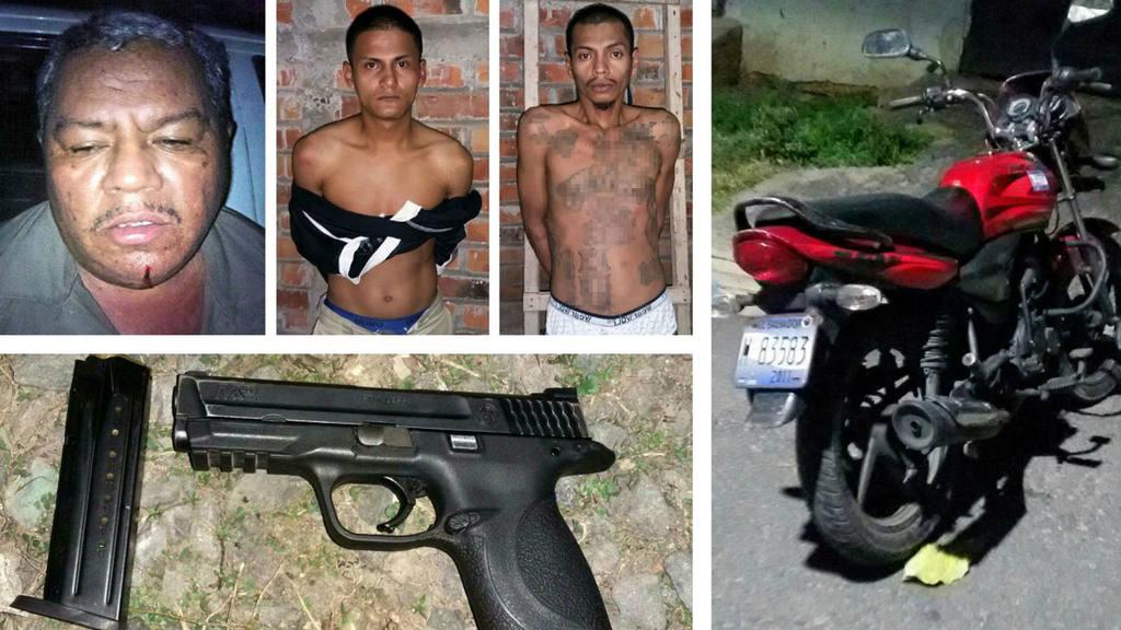 Desarticulan banda de secuestradores en Zacatecoluca