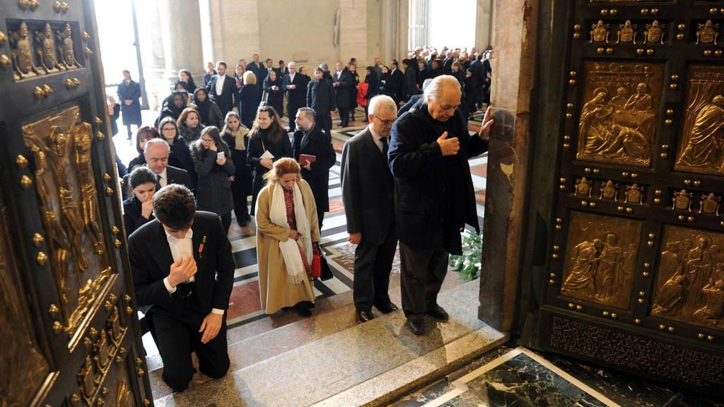 Papa inaugura Jubileo