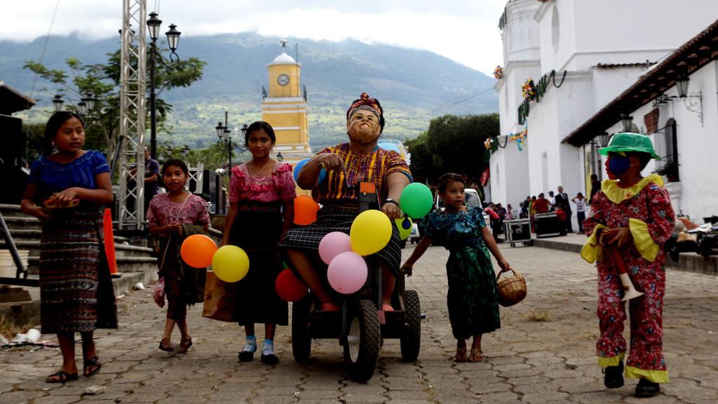 FERIA DE CIUDAD VIEJA EN HONOR A LA VIRGEN DE CONCEPCI?N EN GUATEMALA