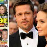 Angelina Jolie y Brad Pitt podrían haber iniciado su divorcio