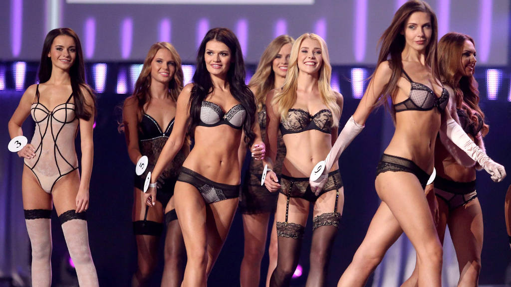 26th Miss Poland 2015 beauty contest