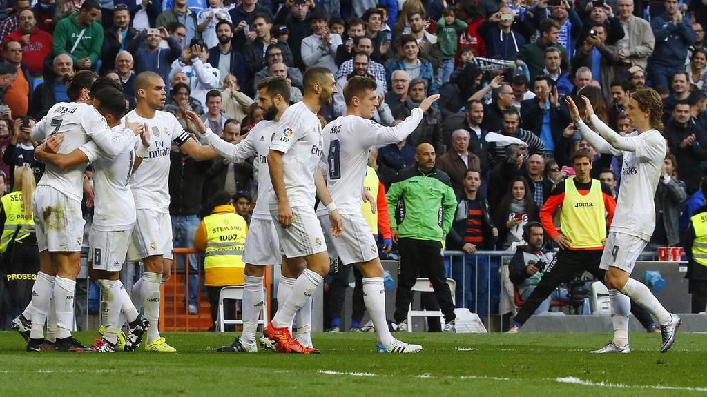 Real Madrid 4 - 1 Getafe