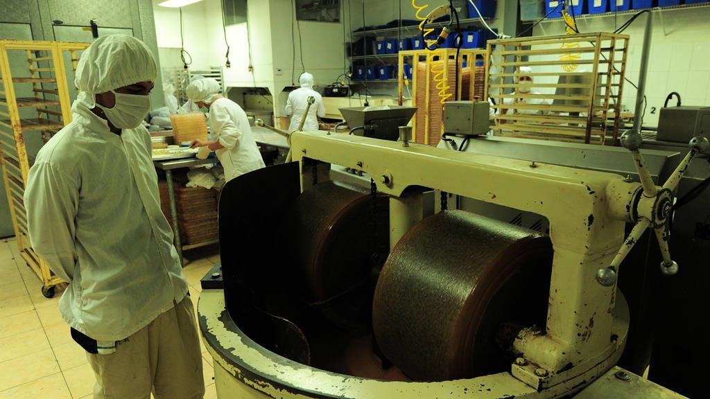 Proceso de cacao