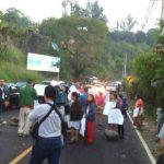 Protesta en Soyapango