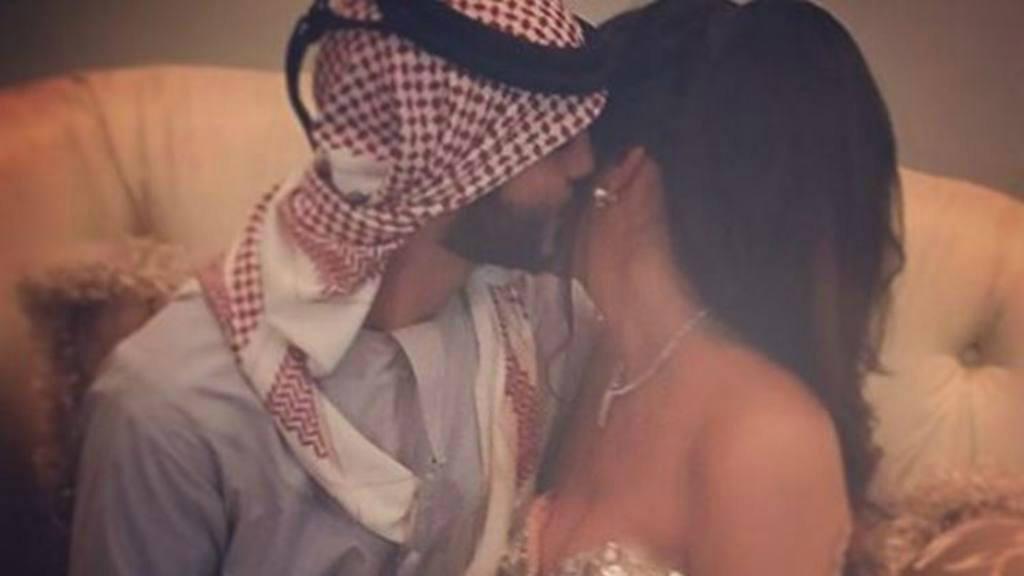 """Conoce a Jazmín, la esposa del """"hombre más bello del mundo"""""""