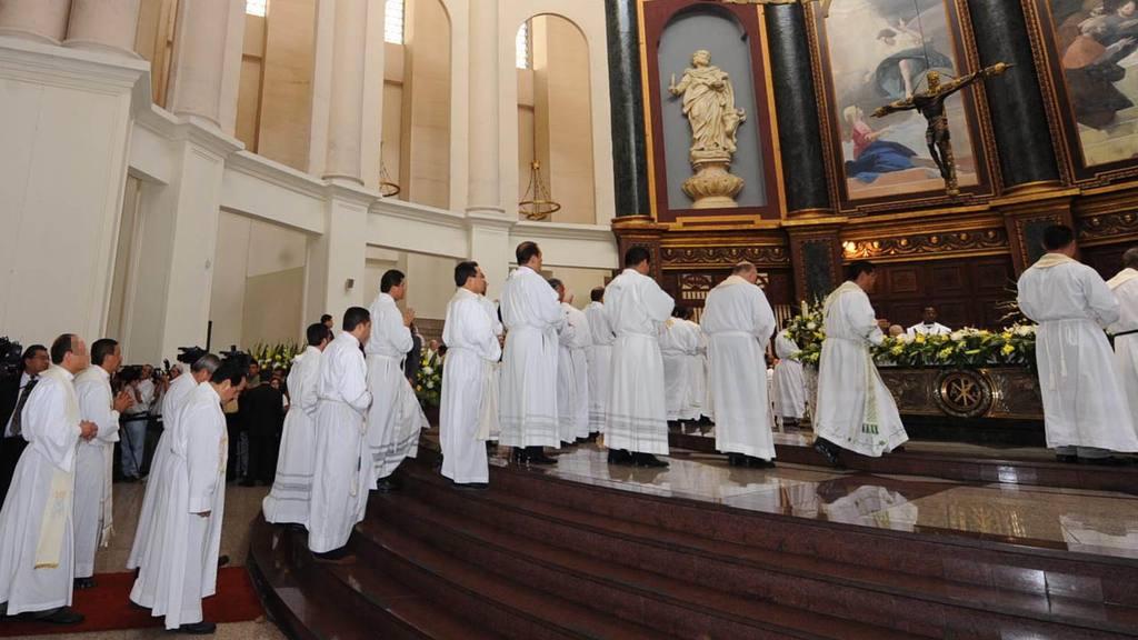 Arzobispos San Salvador