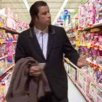 John Travolta arrasa en las redes