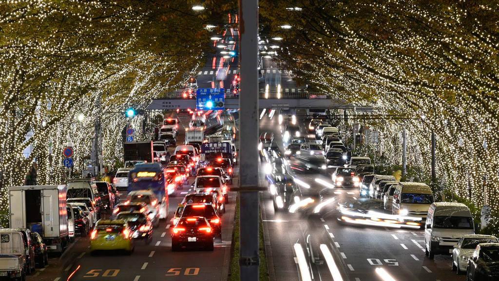 Navidad en Tokio
