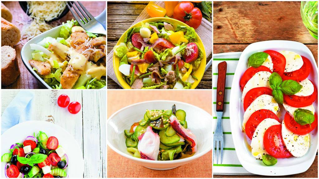 5 recetas de ensaladas famosas - Decoracion de ensaladas ...