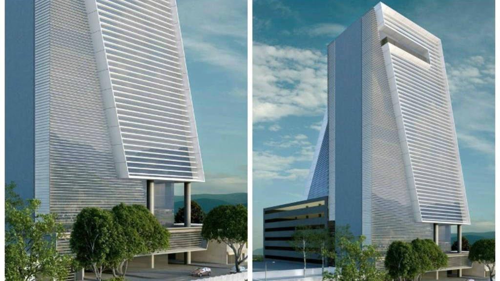 Insigne El Nuevo Edificio Corporativo De La Zona Rosa