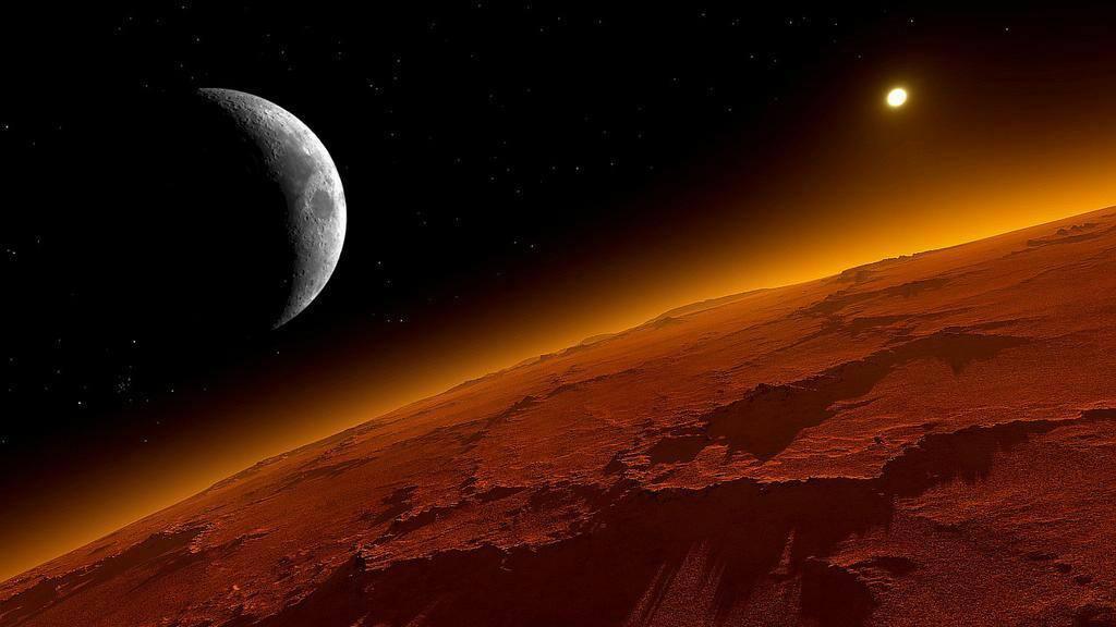 Mexicano participa en la búsqueda de agua en Marte