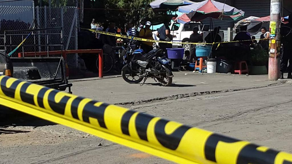 Blandino Nerio: mueren policías porque el Gobierno está enfrentando a las pandillas