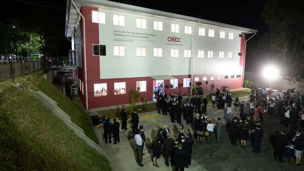 Universidad Don Bosco inauguró Centro de Ciencias para Tecnología elsalvador.com