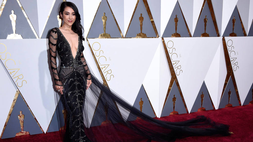 Arrivals - 88th Academy Awards