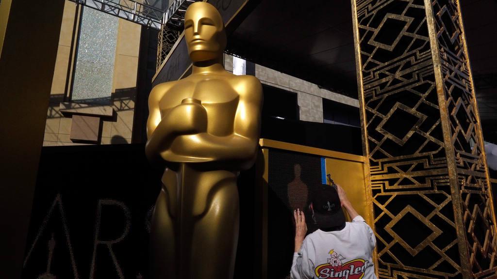 Preparations - 88th Academy Awards