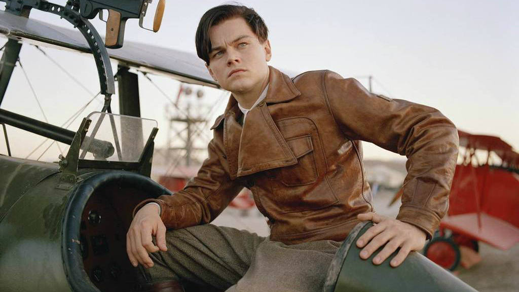 Leonardo DiCaprio El Aviadotr (2004)