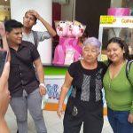 Doña Lilian fue toda una celebridad en Metrocentro y otros lugares de San Salvador.
