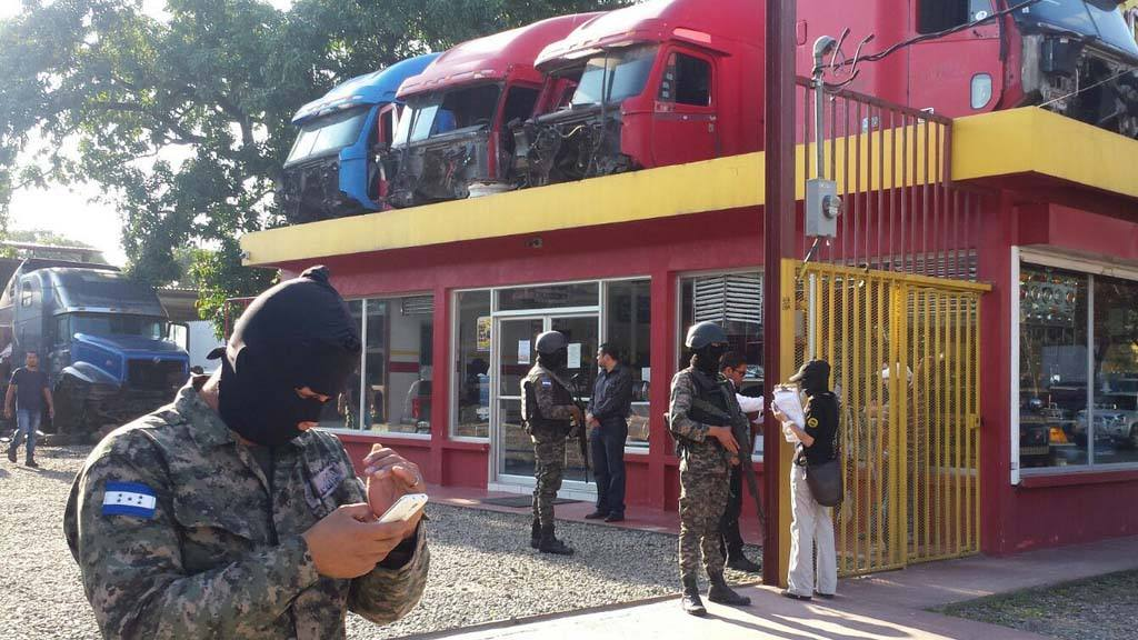 Operativo Honduras