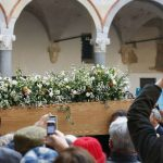 Funeral de Umberto Eco