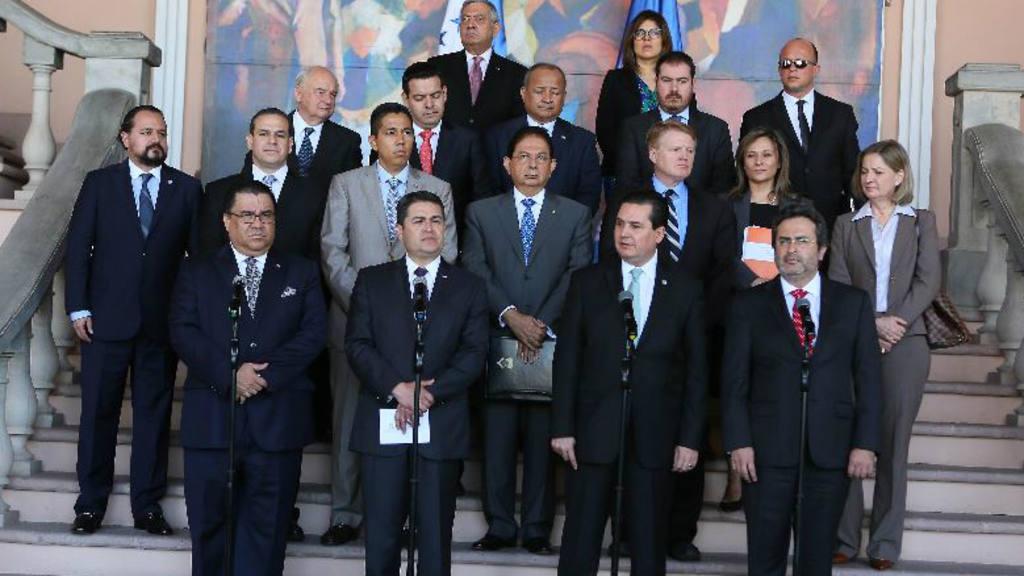 Misión OEA contra la impunidad en Honduras