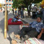 Huelga de hambre en Mecina Legal