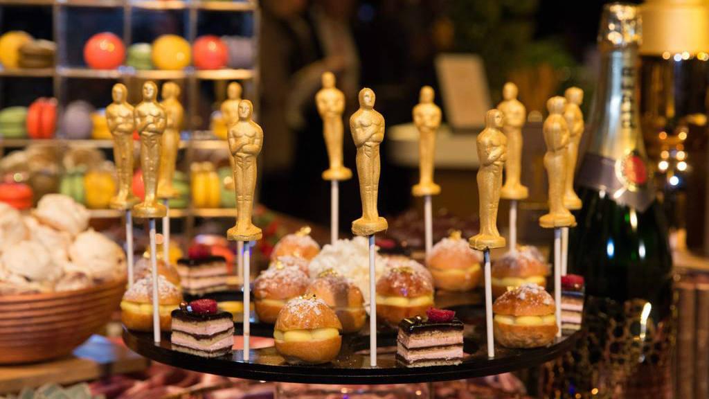 Servirán 10 kilos de caviar y 300 langostas en la fiesta oficial de los Óscar