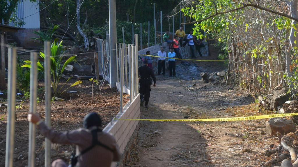 Asesinan a cinco hombres en Jucuarán
