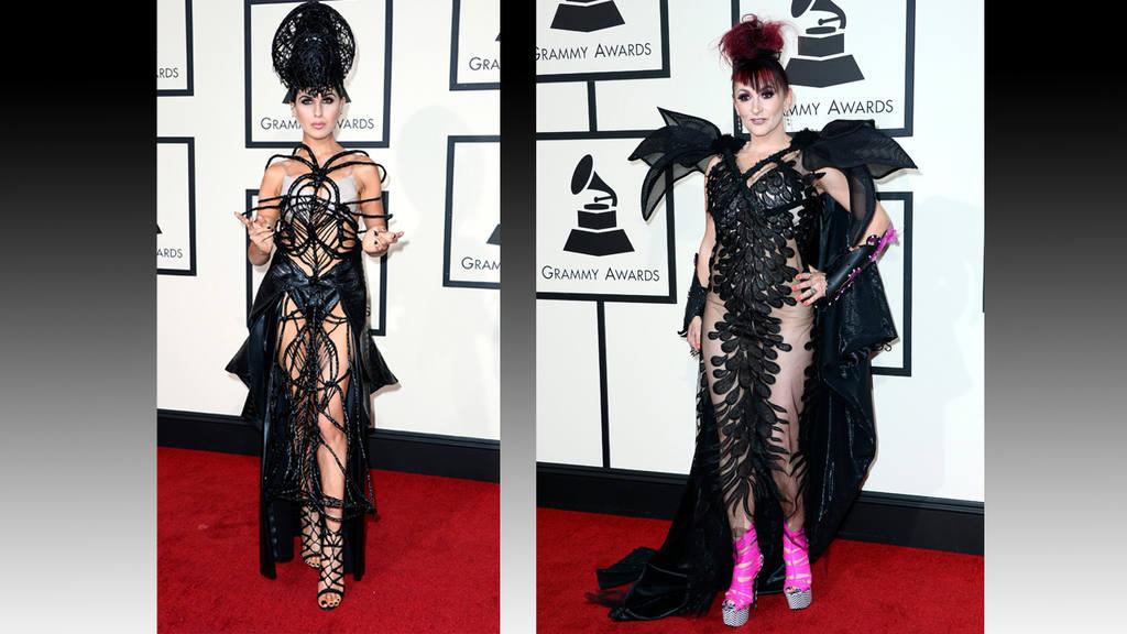 Los peores de la alfombra de los Grammys 2016