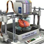 Desarrollan una impresora 3D capaz de fabricar tejido para humanos